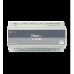 Heatit Z-Water, ovládanie vodného podlahového kúrenia 10 okruhov