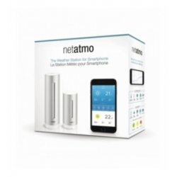 Netatmo Urban Weather Station