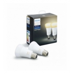 Philips HUE White ambiance 2x Single bulb E27