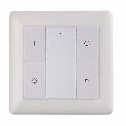 Nástenný stmievací ovládač tlačítkový
