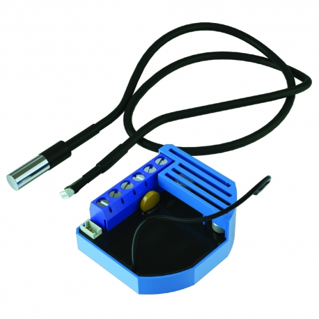 Qubino Flush Heat And Cool Thermostat