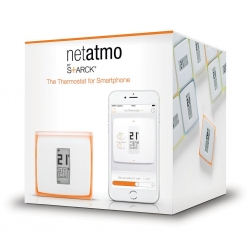 Netatmo Thermostat (NTH01-EN-EU)