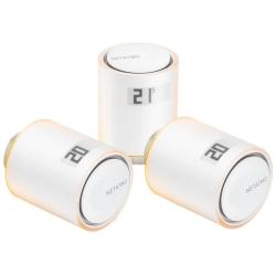 Netatmo - Balíček 3 smart termostatických radiátorových hlavíc